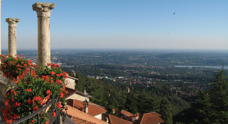Panorami dal Sacro Monte