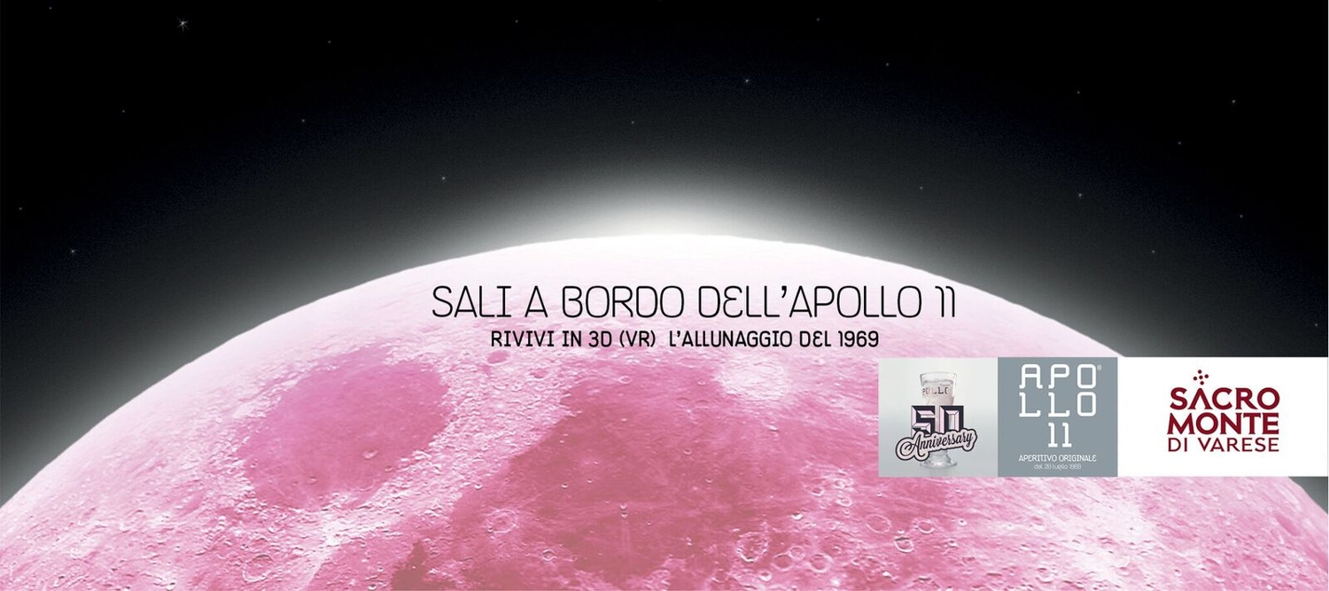 Sali a bordo dell'Apollo 11