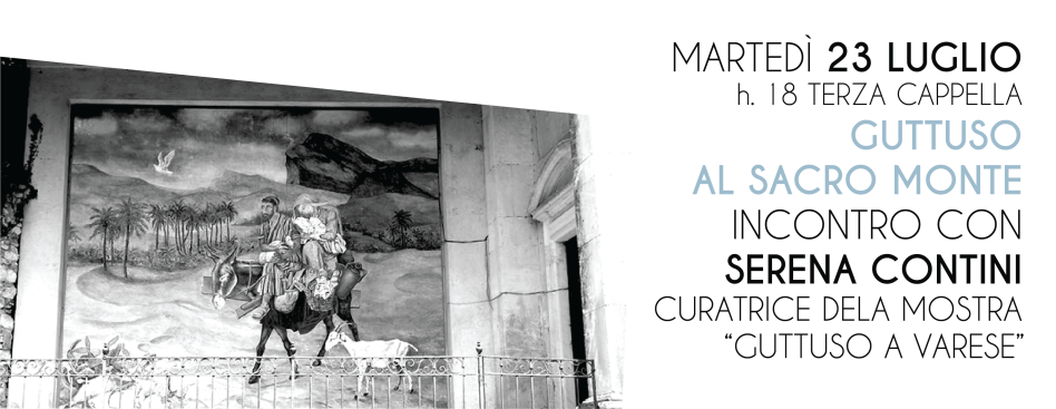 Guttuso al Sacro Monte