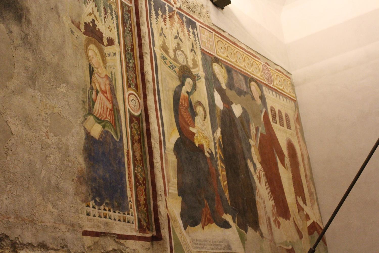 Indagini al Museo Baroffio: Un santo per tutti