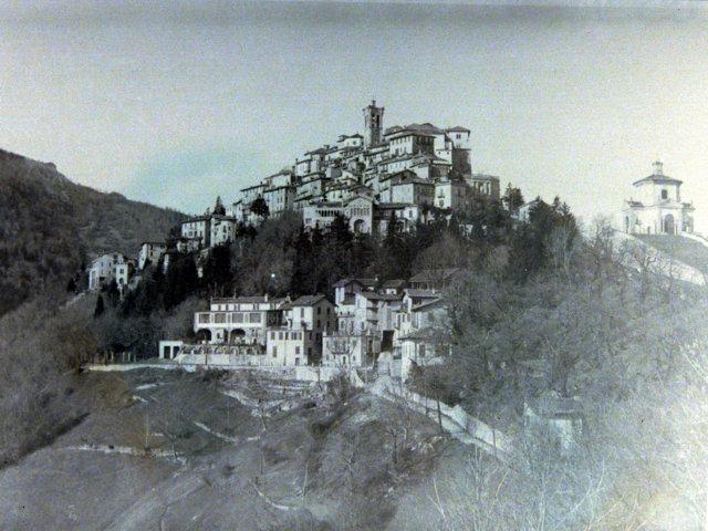 Sacro Monte d'altri tempi