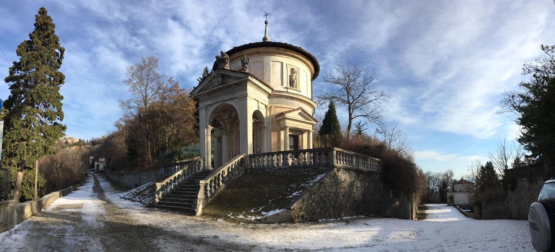 La Settima Cappella a vetri aperti
