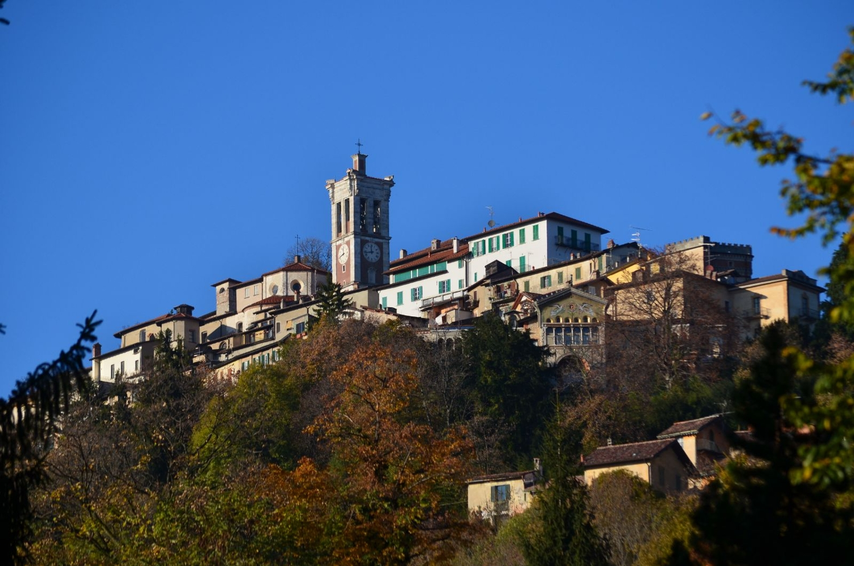 Sulle Antiche Vie di Santa Maria del Monte
