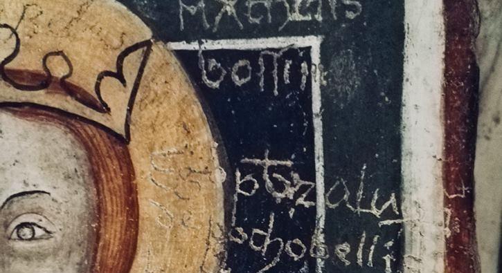 La famiglia Bossi e gli antichi pellegrini