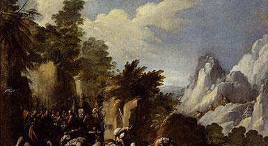 Dal Cartone al Pennello, Come nasce un'opera d'arte al Museo Baroffio