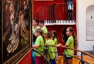 Indagini al Museo Baroffio: Come back to school