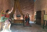25 marzo: l'Annunicazione nelle cappelle del Sacro Monte