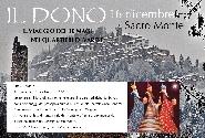 Rappresentazione teatrale itinerante per le vie del Borgo di Santa Maria del Monte