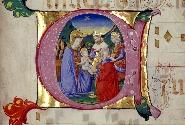 A Betlemme con Gesù bambino