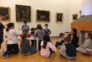 Bambini al Museo Baroffio