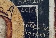 I graffiti della Cripta